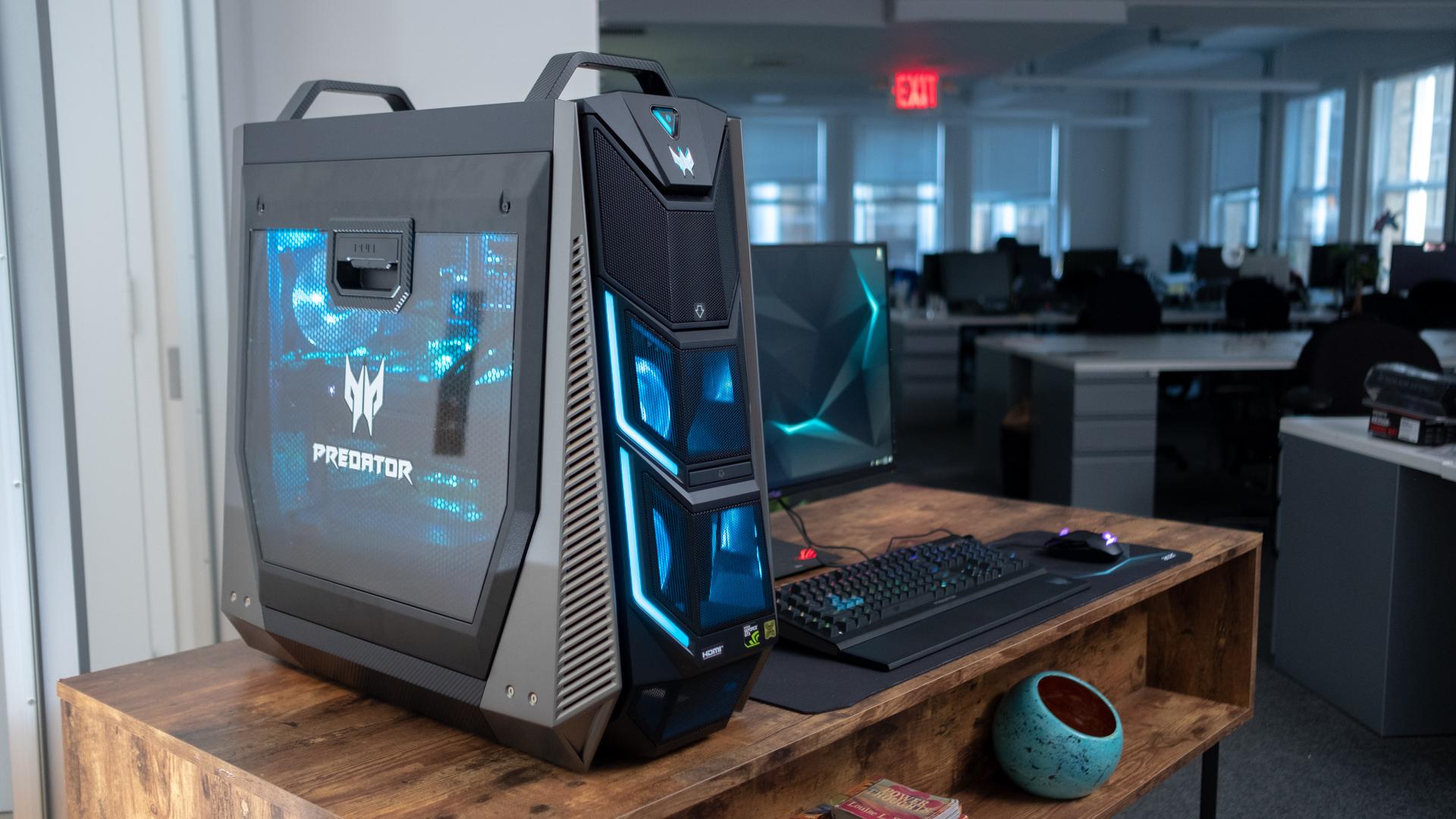 Foto de Acer anuncia soporte para las nuevas GPU NVIDIA GeForce RTX serie 30 en su portafolio de Desktop Predator Orion