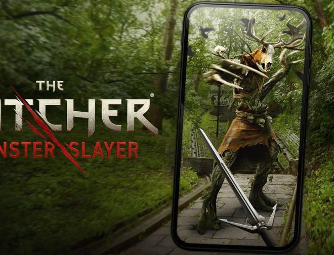 Fotos de Un vistazo al Gameplay de The Witcher: Monster Slayer