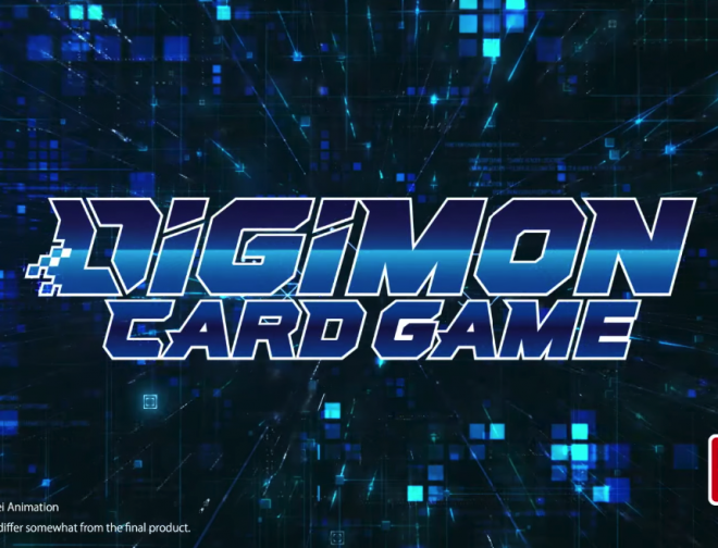 Fotos de Digimon Card game muestra su trailer de lanzamiento