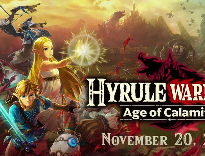 Fotos de Nintendo anuncia Hyrule Warriors: Age of Calamity