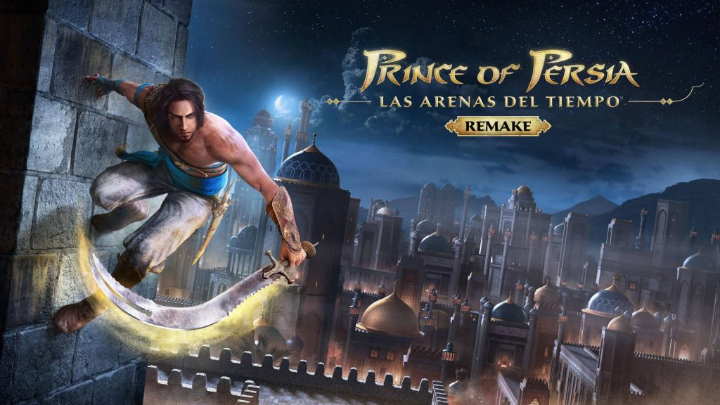Foto de El remake de Prince of Persia llegará en Enero a PS4, Xbox One y PC