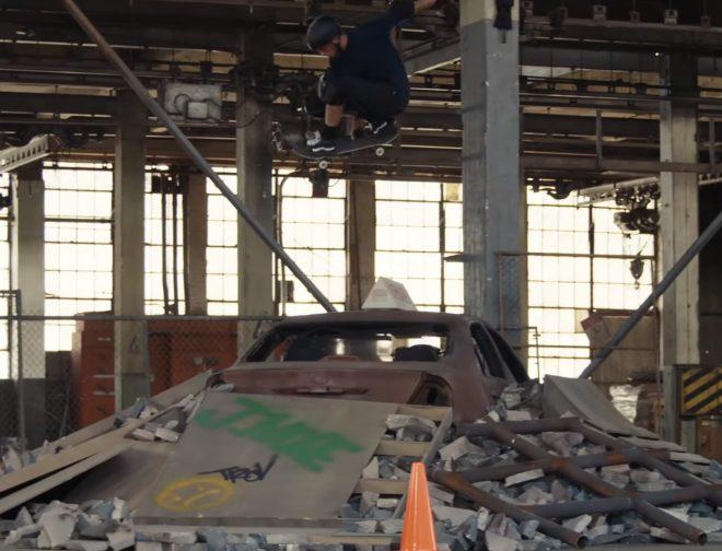 Fotos de Activision y VANS recrean la Warehouse de Tony Hawk's Pro Skater