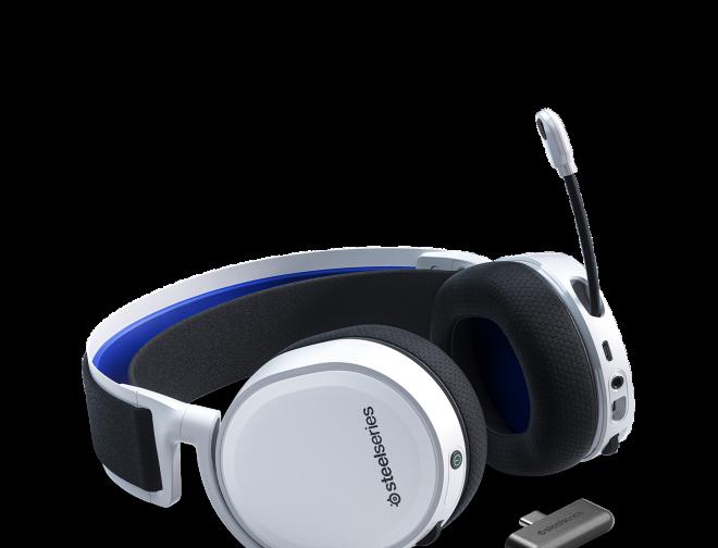 Fotos de Steel Series, lanza los primeros headset oficiales para la PlayStation 5 y Xbox Series X