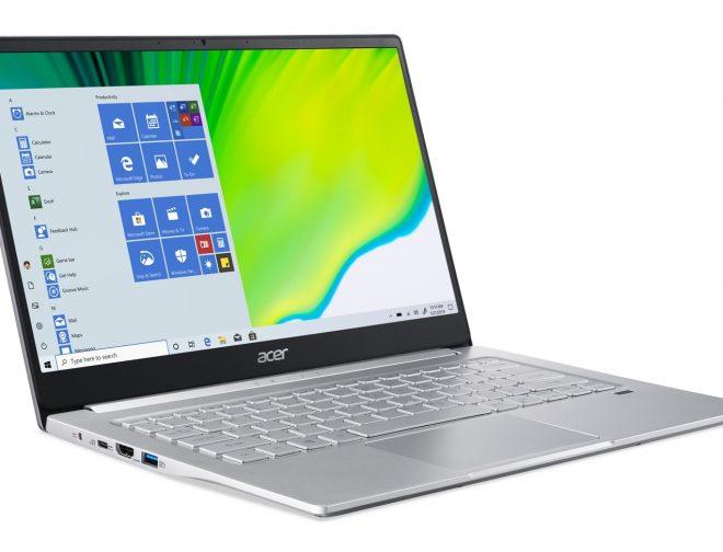 Foto de La renovada Acer Swift 3 con AMD Ryzen 4000 llega a Perú