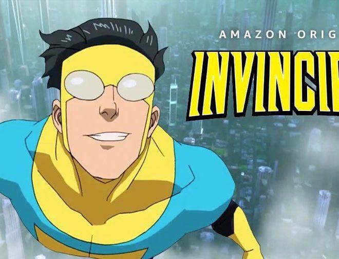 Foto de Invincible la esperada serie animada de Amazon Prime Video llega en marzo