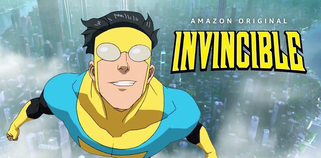 Foto de NYCC 2020: Amazon lanza el teaser de la serie animada de Invincible
