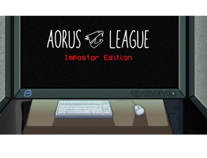 """Fotos de Resultados del Torneo """"Aorus League: Impostor Edition"""" de Dota 2"""