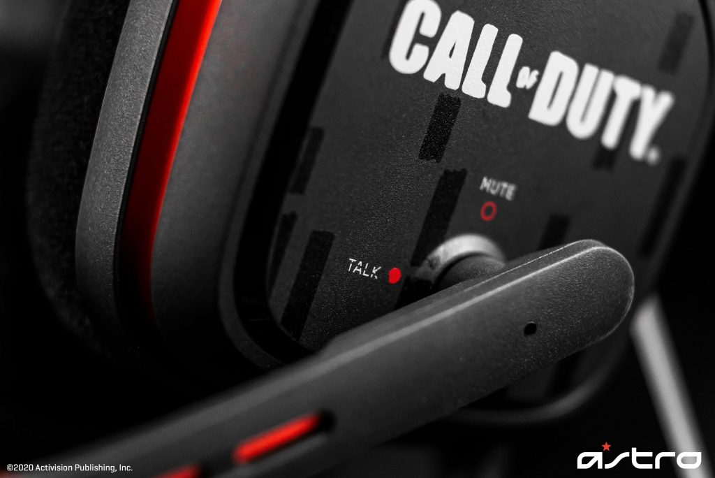Foto de Logitech lanza los Astro A10 Headset, version Call of Duty: Black Ops – Cold War