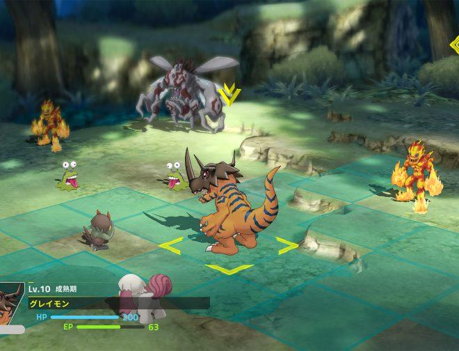 Fotos de Bandai Namco confirma que el videojuego Digimon Survive se mueve a 2021