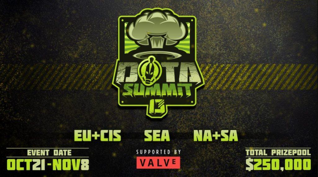 Foto de Resultados de la primera fecha del torneo de Dota 2, Summit 13: Americas