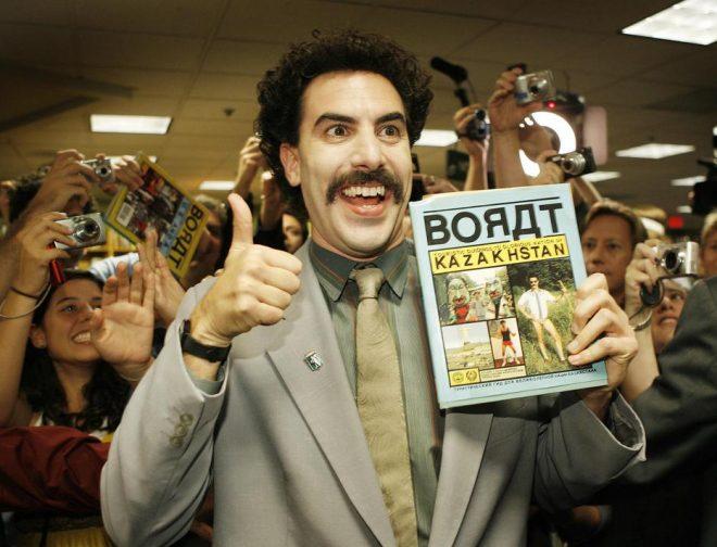 Fotos de Estupendo y divertido Tráiler de Borat Subsequent Moviefilm, con Sacha Baron Cohen