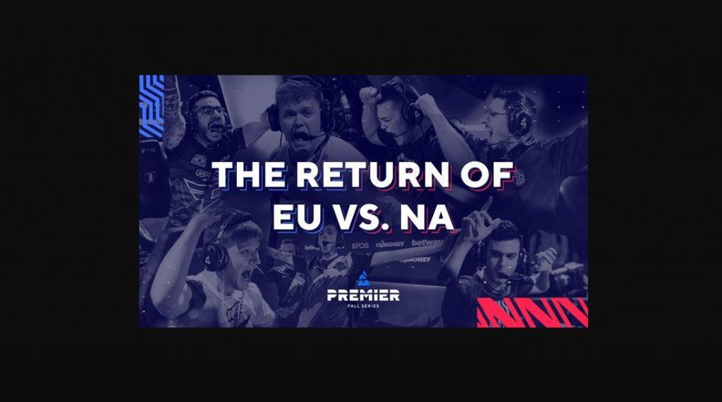 Foto de BLAST Premier Fall confirma su primer torneo presencial de CS:GO en Europa