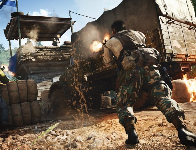 Fotos de Conoce como jugar la Beta de Call of Duty: Black Ops Cold War