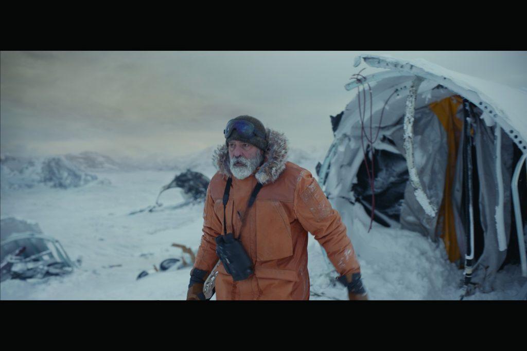 Foto de Angustiante y excelente tráiler de Cielo de Medianoche, película con George Clooney
