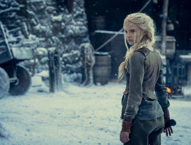 Fotos de Netflix da el primer vistazo a Ciri en la segunda temporada de The Witcher