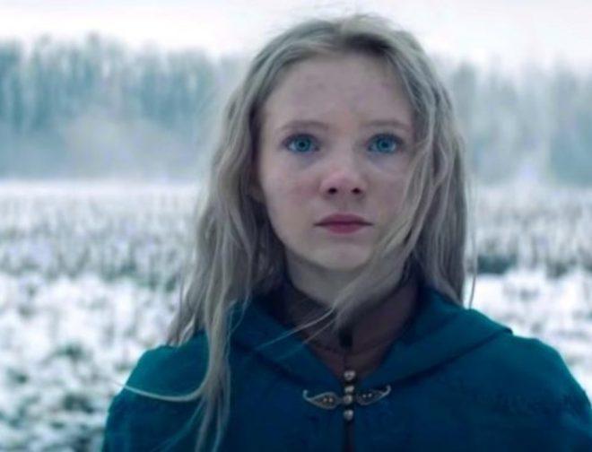 Fotos de Primer Vistazo a Freya Allan, como Ciri en la Temporada 2  de The Witcher