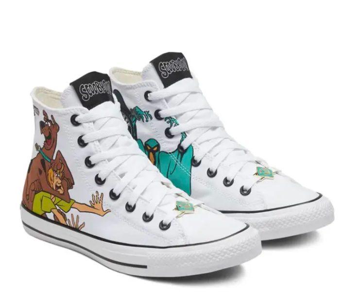 Foto de La colección de zapatillas de Converse x Scooby-Doo ya esta en Perú