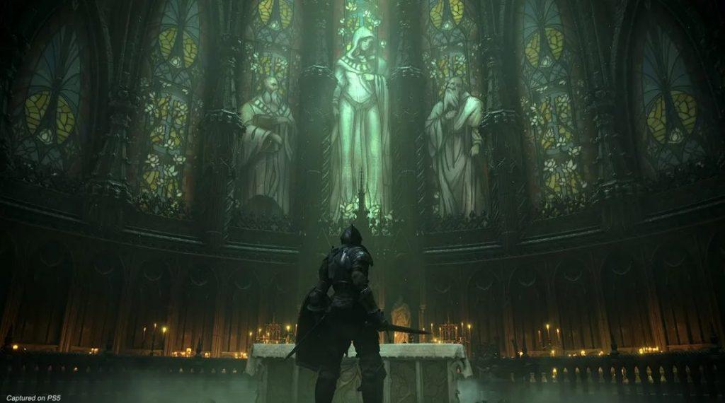 Foto de PlayStation lanza un estupendo Gameplay del esperado juego Demon's Souls