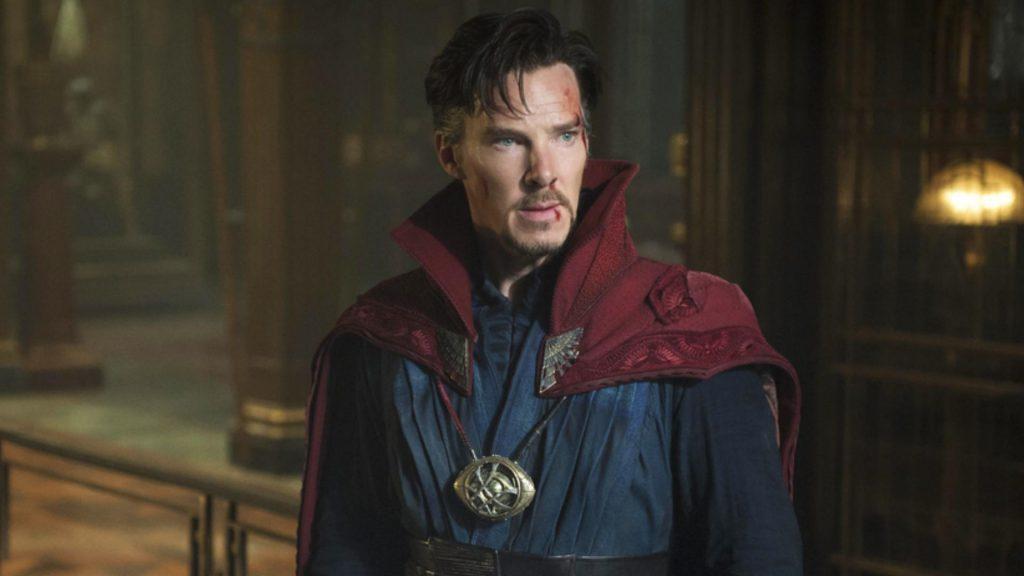 Foto de Benedict Cumberbatch estará en la película Spider-Man 3