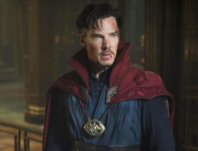 Fotos de Benedict Cumberbatch estará en la película Spider-Man 3