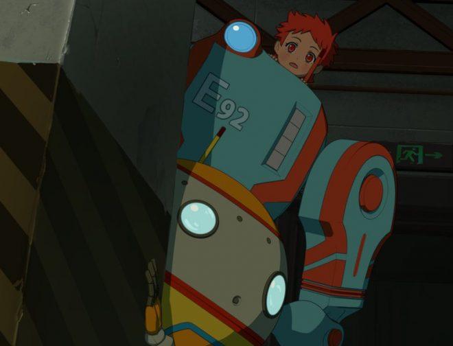 """Fotos de Netflix lanza un hermoso tráiler para su nuevo anime de ciencia ficción """"Edén"""""""