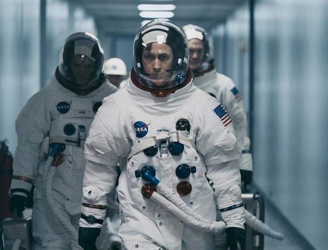 """Fotos de Fox Premium, estrena este fin de semana la excelente película """"El Primer Hombre en la Luna"""""""