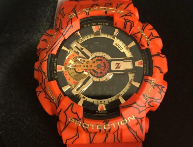 Fotos de La edición del reloj G-Shock de Dragon Ball Z ya se vende en Perú