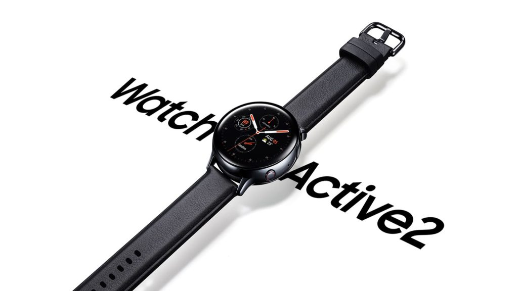 Foto de Galaxy Watch Active2 recibe actualizaciones de salud y conectividad
