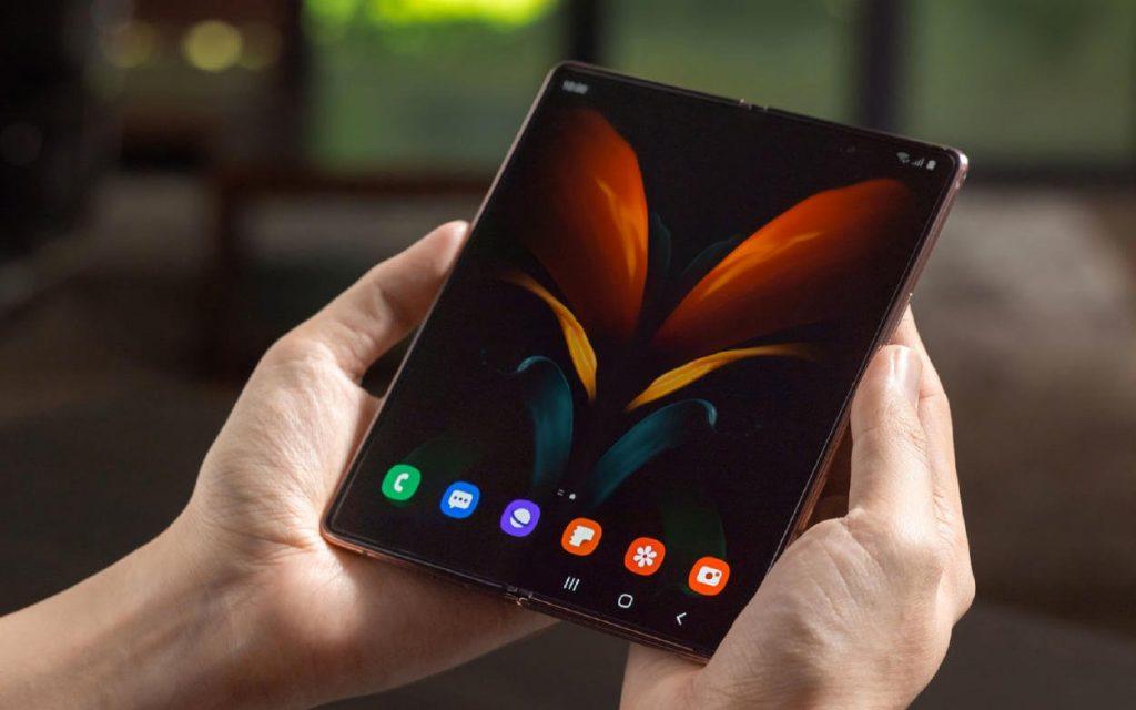 Foto de Inició la preventa del nuevo Samsung Galaxy Z Fold2 en Perú