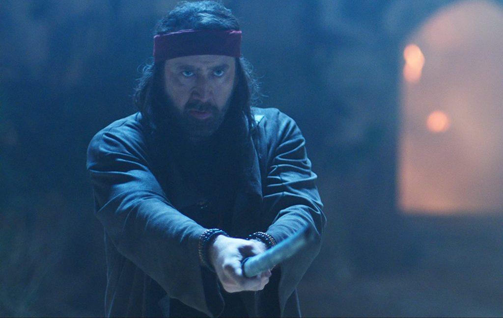 Foto de Nicolas Cage se convierte en un maestro del Jiu Jitsu, para combatir aliens