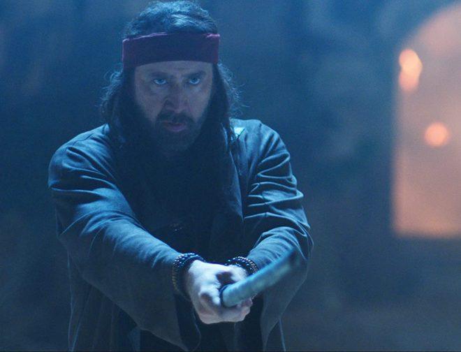 Fotos de Nicolas Cage se convierte en un maestro del Jiu Jitsu, para combatir aliens