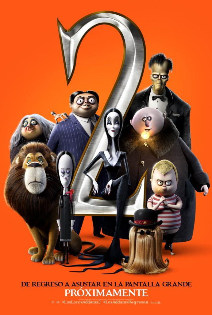 Foto de Primer afiche y tráiler de Los Locos Addams 2