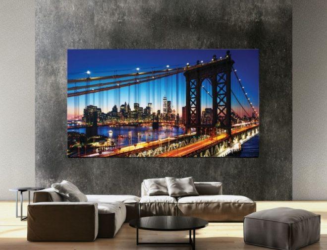 Fotos de Los televisores QLED de Samsung reciben certificación de emisión de luz no riesgosa para la vista