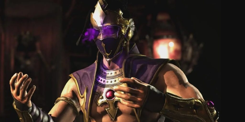 Foto de Gameplay Trailer de Rain, personaje de Mortal Kombat 11 Ultimate