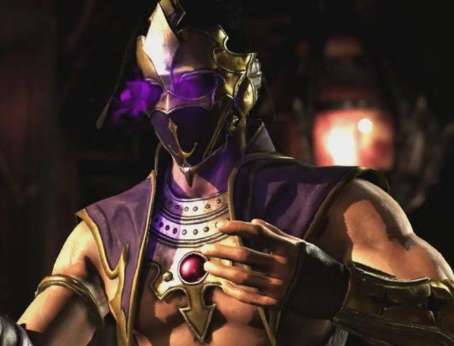 Fotos de Gameplay Trailer de Rain, personaje de Mortal Kombat 11 Ultimate