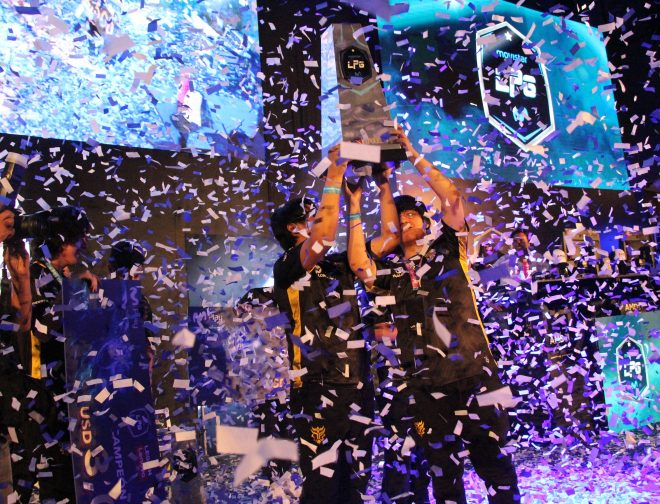 Fotos de Resultados de la fecha 1 de la Movistar Liga Pro Gaming Season 6 de Dota 2