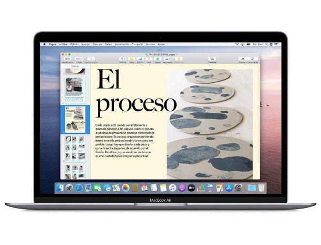 Foto de iShop: MacBook Air 2020 – ¿Por qué es el equipo ideal para estudiantes?