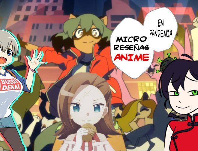 Fotos de MicroReseñas anime en pandemia