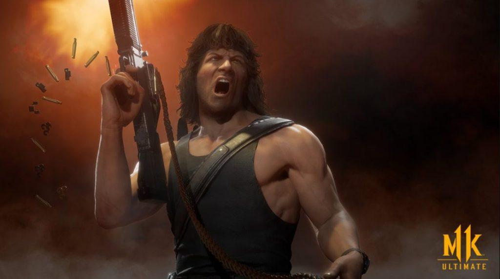 Foto de Tráiler: Rambo llega con un brutal gameplay a Mortal Kombat 11 Ultimate