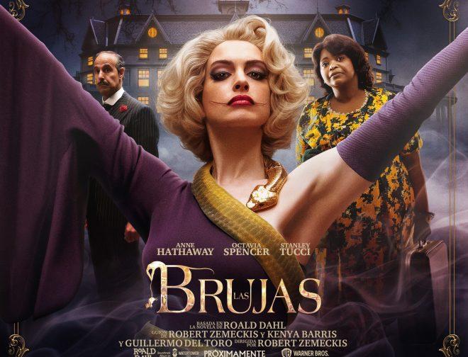 Fotos de Tráiler de Las Brujas, nueva película de Robert Zemeckis con Anne Hathaway