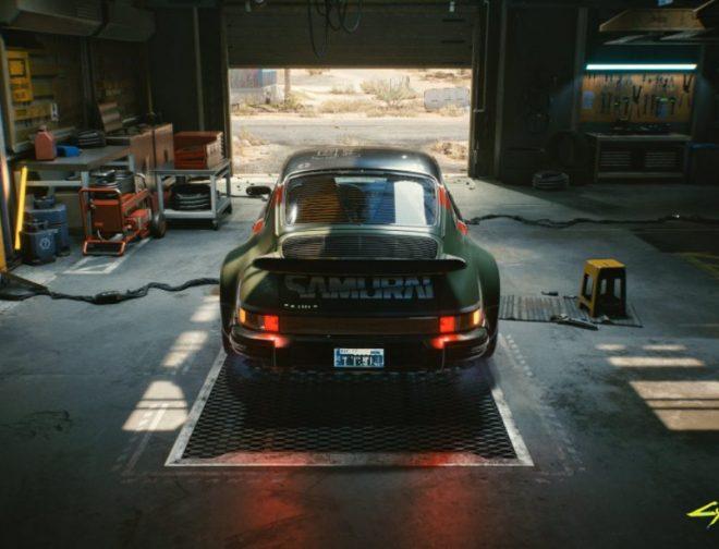 Fotos de Primer vistazo al Porsche 911 Turbo que estará en el juego Cyberpunk 2077