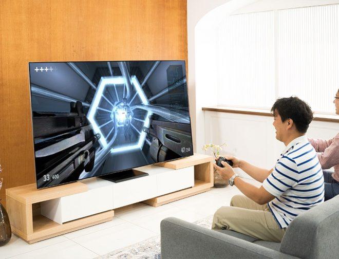 Fotos de 7 características que todo Gamer busca en un televisor