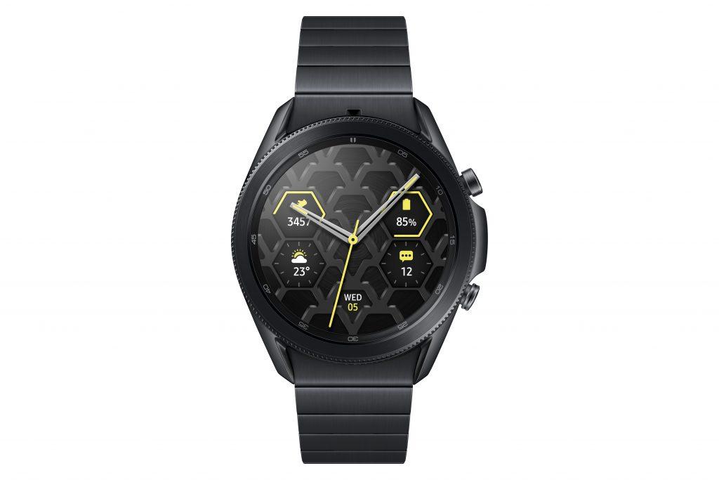 Foto de Samsung lanza Galaxy Watch3 Titanium fusionando lujo con durabilidad