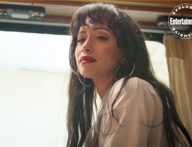 Fotos de Netflix da a conocer las Primeras imágenes y avance de Selena: La Serie