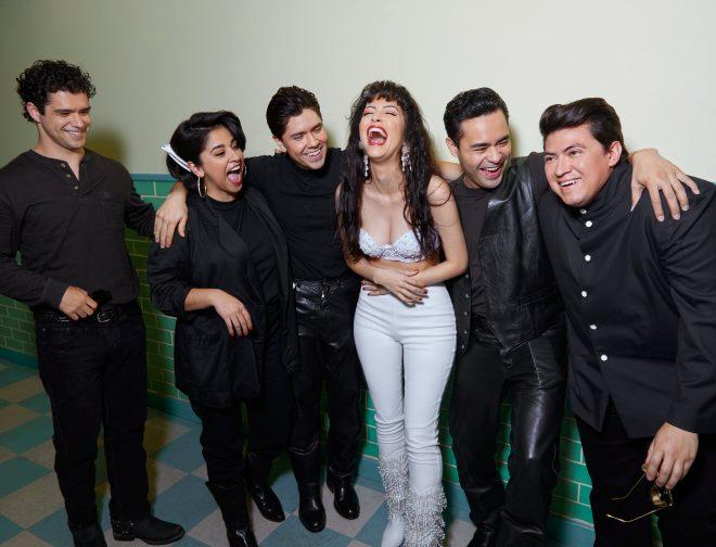 Fotos de A ritmo de música tex-mex llega el tráiler de Selena: La serie