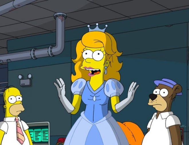 Fotos de Primeras imágenes del Especial de Noche de Brujas de Los Simpsons XXXI