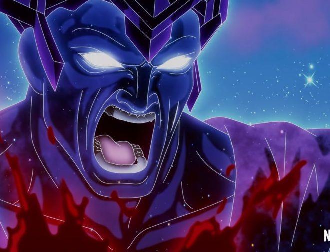 Fotos de Excelente tráiler de Blood of Zeus, nueva serie animada de Netflix