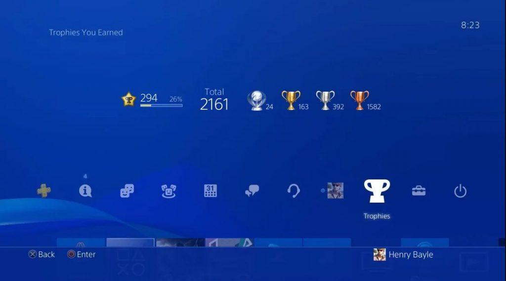 Foto de Se vienen cambios en los niveles de Trofeos de las consolas PlayStation 4 y 5