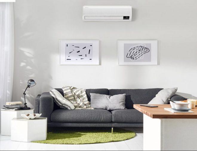 Fotos de Los beneficios de la tecnología Wind-Free del aire acondicionado de Samsung