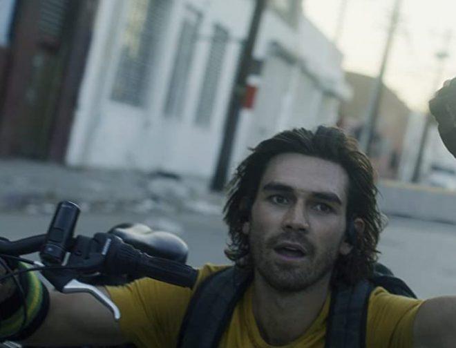 "Fotos de ""Songbird"": Se revela primer tráiler del thriller pandémico"